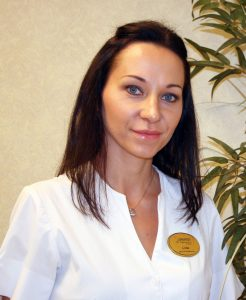 Our Team Medical Aesthetician Lina